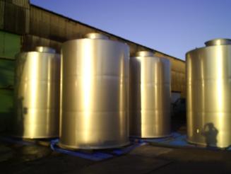 焼酎メーカー向醸造タンク